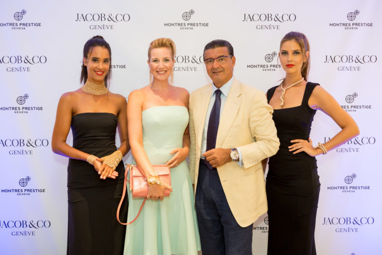 Jacob Arabo at Montres Prestige
