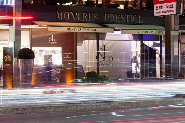 Montres Prestige Geneva
